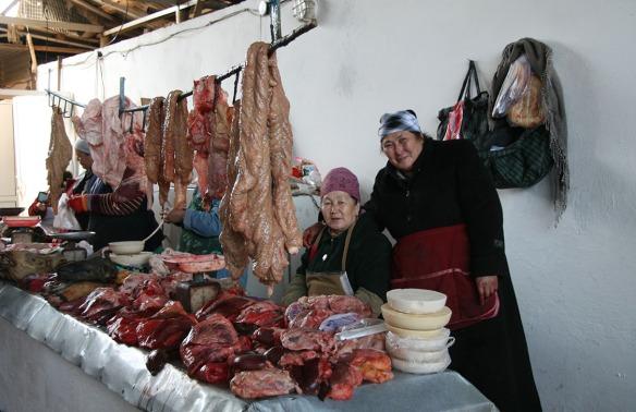 Kasachstan_Markt