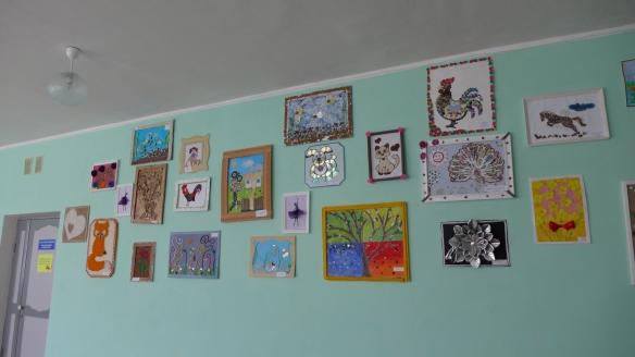 Wanddekoration_Schule_Kasachstan