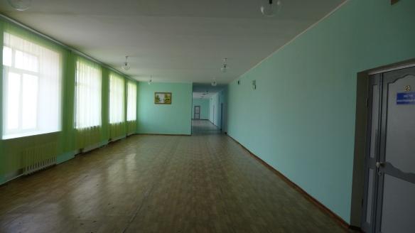 Schule_Kasachstan_Schulflur