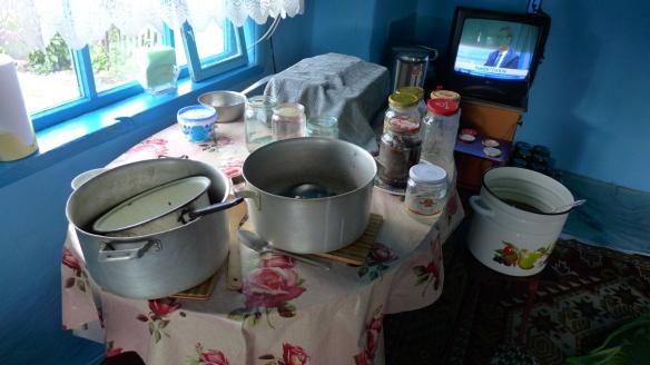 Sommerküche_Kasachstan