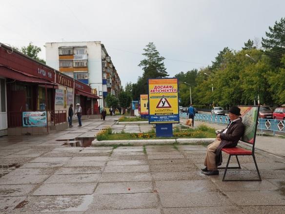 Einkaufsstrasse_Lissakowsk_Kasachstan
