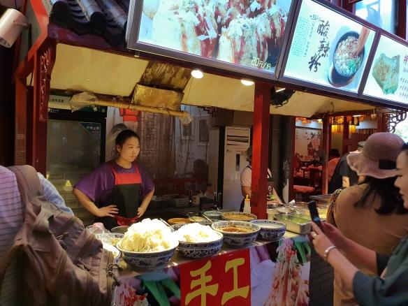 Foodcourt statt Street Food